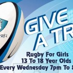 Girls Rugby Poster 1