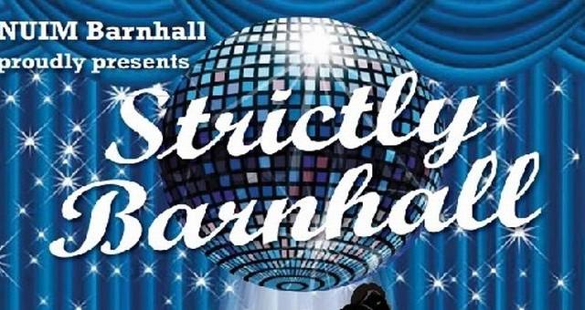 Strictly Barnhall Logo