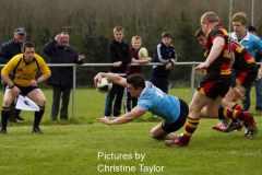 NUIM Barnhall 27 Sligo 0 Parsonstown 31st of March 2012